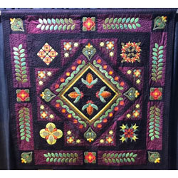 2018 World Quilt Competition