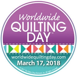 National Quilt Day '18